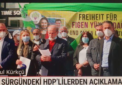 Sürgün HDP-Köln